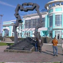 Гостиница Молодежная фитнесс-зал