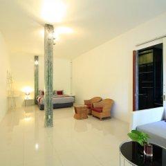 Отель Aonang Paradise Resort 3* Улучшенный номер с различными типами кроватей фото 11