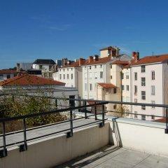 Отель Appart'City Confort Lyon Vaise балкон