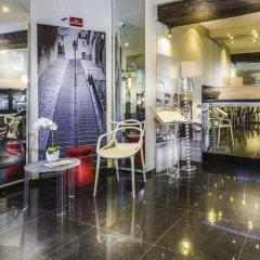 Отель Ile De France Opera Париж гостиничный бар