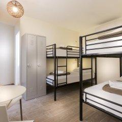 Enjoy Hostel Стандартный номер с разными типами кроватей фото 4