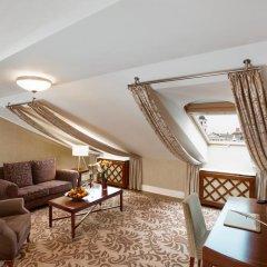 Grand Hotel Kempinski Vilnius 5* Полулюкс с двуспальной кроватью фото 2