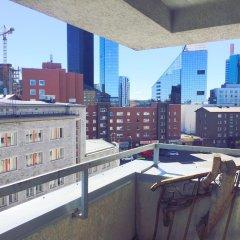 Апартаменты Daily Apartments - Raua балкон