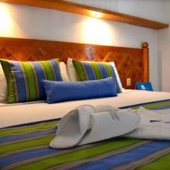 Отель Beachscape Kin Ha Villas & Suites Мексика, Канкун - 2 отзыва об отеле, цены и фото номеров - забронировать отель Beachscape Kin Ha Villas & Suites онлайн комната для гостей фото 3