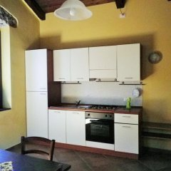 Отель Appartamenti Antico Frantoio Боргомаро в номере