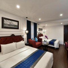 Nova Hotel 3* Номер категории Премиум с различными типами кроватей фото 2