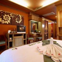 Отель Royal Phawadee Village 4* Номер Делюкс