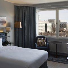 Отель Hilton Helsinki Strand 4* Стандартный номер с различными типами кроватей фото 3