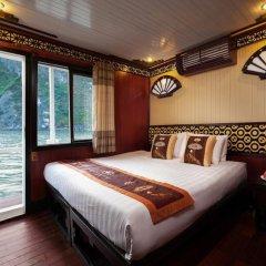 Отель Halong Apricot Cruise 3* Номер Делюкс с различными типами кроватей