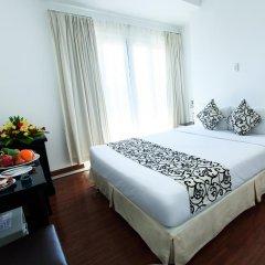 Paragon Villa Hotel Nha Trang 3* Улучшенный номер с разными типами кроватей