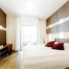 Отель Apartament Platinum Вроцлав комната для гостей фото 3