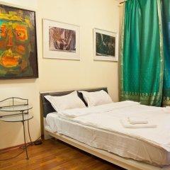 Апартаменты Apartments On Krasnie Vorota комната для гостей фото 4