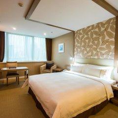 Отель China Mayors Plaza 4* Представительский номер с различными типами кроватей фото 5