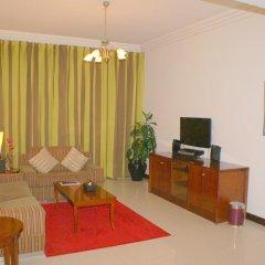 Star Metro Deira Hotel Apartments комната для гостей