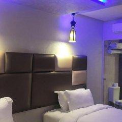 The Seven Hotel and Spa 4* Улучшенный номер с 2 отдельными кроватями фото 5