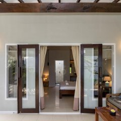 Отель Bale Sampan Bungalows 3* Стандартный номер с различными типами кроватей фото 17