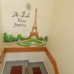 Отель Dalat View Homestay Стандартный номер фото 23
