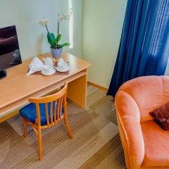 Отель Keizarmezs 3* Стандартный номер с различными типами кроватей фото 2