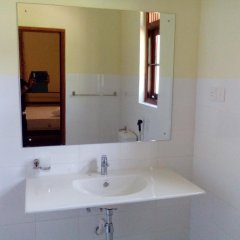 Отель Lake View Bungalow Yala ванная