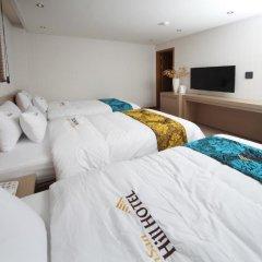 Namsan Hill Hotel 3* Номер Делюкс с различными типами кроватей фото 5