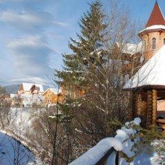 Гостиница Castle Belvedere балкон