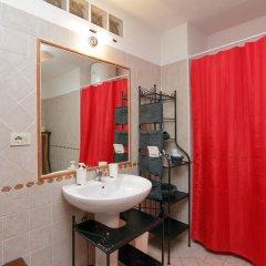 Отель Lucky Holidays Италия, Рим - отзывы, цены и фото номеров - забронировать отель Lucky Holidays онлайн ванная