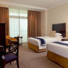 Отель Beach Rotana 5* Стандартный номер с различными типами кроватей фото 2