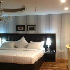 Отель Tivoli Garden Ikoyi Waterfront 3* Номер Делюкс с различными типами кроватей фото 3