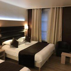 Hotel Unic Renoir Saint Germain 3* Стандартный номер с различными типами кроватей