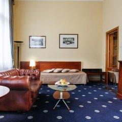 Hotel Smetana-Vyšehrad 4* Стандартный номер с различными типами кроватей фото 3