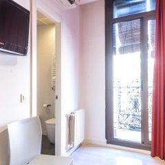 Отель Hostal Benidorm Стандартный номер с различными типами кроватей фото 2