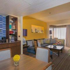 The Bayview Hotel Pattaya 4* Люкс с различными типами кроватей фото 11