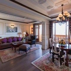 Отель Michlifen Ifrane Suites & Spa 5* Номер Делюкс с различными типами кроватей фото 2