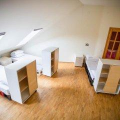 Hostel Jamaika Кровать в общем номере с двухъярусной кроватью фото 14
