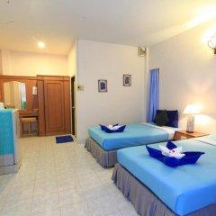 Отель Saladan Beach Resort 3* Бунгало с различными типами кроватей фото 41