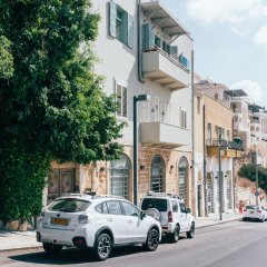 Апартаменты Old Jaffa - Apartments By The Sea Тель-Авив парковка