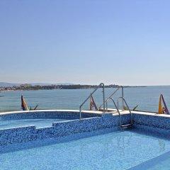 Отель Бижу Болгария, Равда - отзывы, цены и фото номеров - забронировать отель Бижу онлайн бассейн фото 2