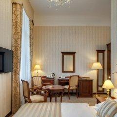Отель Danubius Health Spa Resort Nové Lázne Чехия, Марианске-Лазне - 1 отзыв об отеле, цены и фото номеров - забронировать отель Danubius Health Spa Resort Nové Lázne онлайн комната для гостей фото 3
