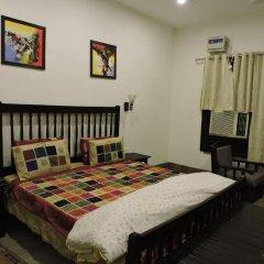 Отель Pearl Of Taj-Homestay 3* Номер Делюкс с различными типами кроватей фото 6