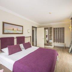 Отель Crystal Aura Beach Resort & Spa – All Inclusive 5* Стандартный семейный номер с двухъярусной кроватью фото 5