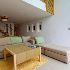Отель IndoChine Resort & Villas 4* Люкс с 2 отдельными кроватями фото 2