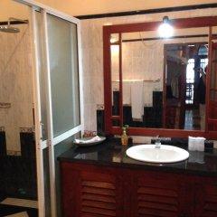 Отель Warahena Beach Hotel Шри-Ланка, Бентота - отзывы, цены и фото номеров - забронировать отель Warahena Beach Hotel онлайн ванная фото 2