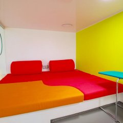Апартаменты Альфа Апартаменты Красный Путь комната для гостей фото 5