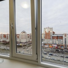 """Отель Apartament """"Berloga 55"""" on Zhukova Омск развлечения"""