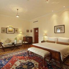 Отель The Imperial New Delhi 5* Номер Делюкс с различными типами кроватей