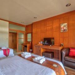 Отель Palm Beach Resort 3* Номер Делюкс с различными типами кроватей фото 7