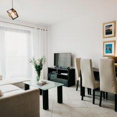 Отель EXCLUSIVE Aparthotel Улучшенные апартаменты с различными типами кроватей фото 5