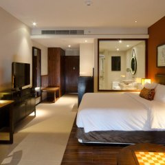 Отель Crowne Plaza Phuket Panwa Beach 5* Стандартный номер с двуспальной кроватью фото 17