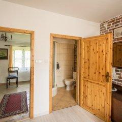 Отель Karczma Rzym & Straszny Dwor 3* Стандартный номер с различными типами кроватей фото 3