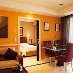 Gran Hotel Guadalpín Banus 5* Полулюкс с различными типами кроватей фото 5